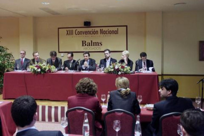 XII NATIONAL CONFERENCE OF BALMS ABOGADOS – MARCH 2002