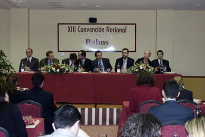 XIII NATIONAL CONFERENCE OF BALMS ABOGADOS – MARCH 2003