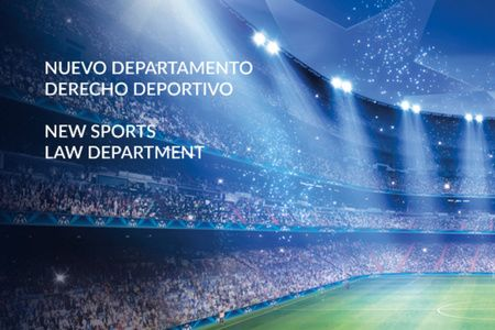 Presentation Sports Law Department